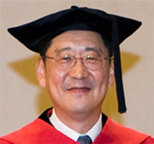 The 7th Chancellor Dr. Kun Lee