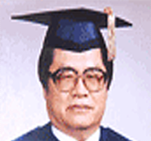 The 1st Chancellor Dr. Hee-Chae Chung